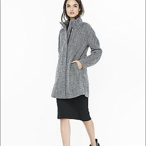 Express Wool Pea coat NWOT